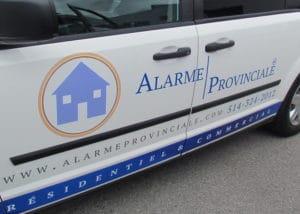 Camion Alarme Provincial