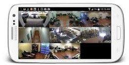 Application pour caméras de surveillance